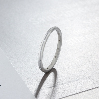 Elegant Alloy Plated Rings for Ladies_7