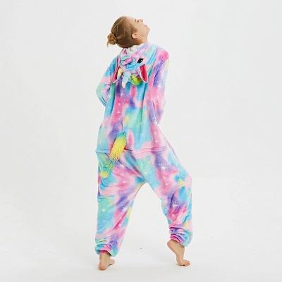 Cute Animal Pyjamas for Women Rainbow Hoodie Onesies_13