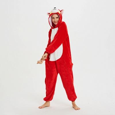 Lovely Pajamas Sleepwear for Women Hoodie Onesies_15