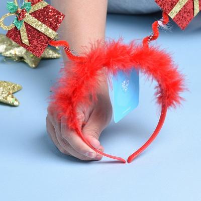 Christmas Decoration Headhand, Xmas Ornaments_2