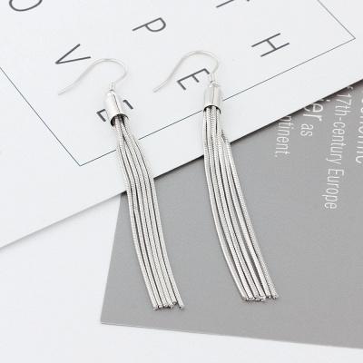 Personalized Sterling 925 Silver Earrings_4