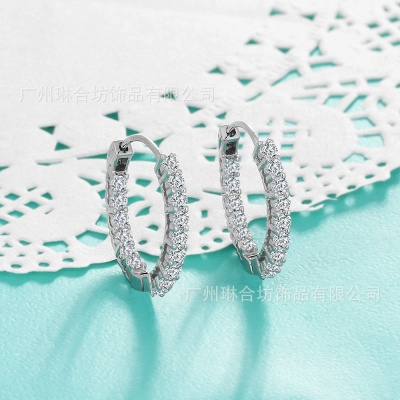 Personalized Alloy Plated Earrings_4