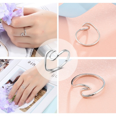 Sterling Silver Ring Jewelry_9