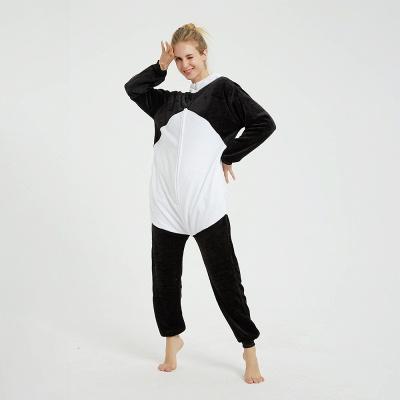 Cute Hoodie Pyjamas for Women Panda Onesies_11