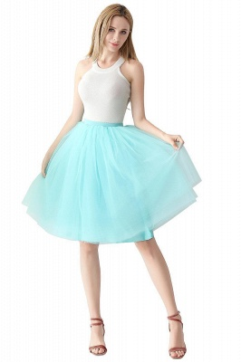 Jewel Sleevelss Knee Length A-line Cute Short Party Dresses_30