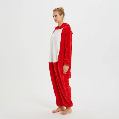 Lovely Pajamas Sleepwear for Women Hoodie Onesies_3