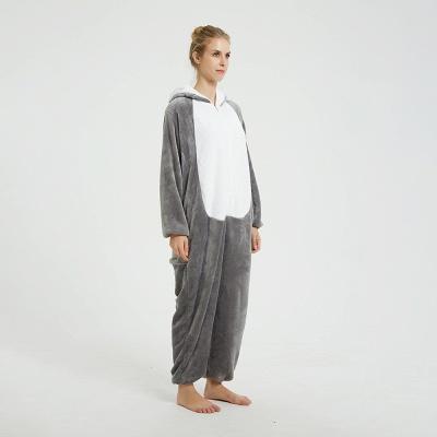 Adorable Adult Pyjamas for Women MashiMaro Onesie, Grey_2