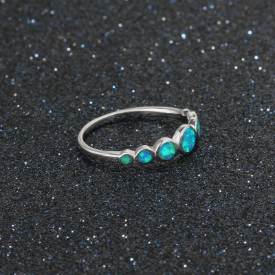 Alloy Plated Rings for Ladies_3