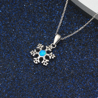 Personalized Alloy Plated Necklace Jewelry_7