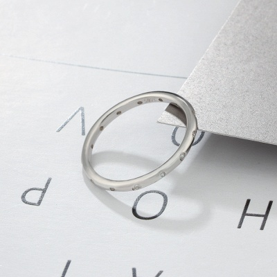 Elegant Alloy Plated Rings for Ladies_3