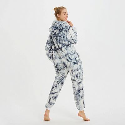 Cute Hoodie Onesies Pyjamas for Women_4