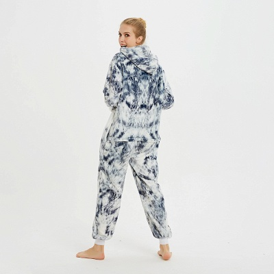 Cute Hoodie Onesies Pyjamas for Women_9