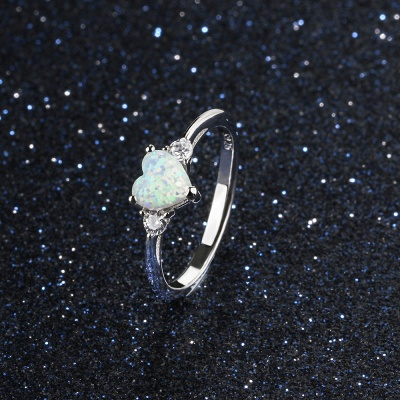 Sterling Silver Ring Jewelry For Women_3