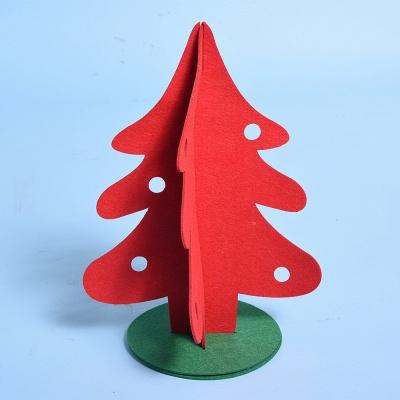 Christmas Decoration, Textile Christmas Tree_1