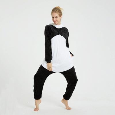 Cute Hoodie Pyjamas for Women Panda Onesies_13