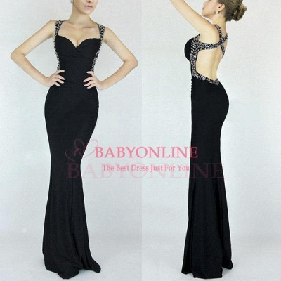 Cheap Sexy Mermaid Sweetheart Prom Dress in Stock_7