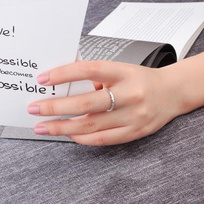 Elegant Alloy Plated Rings_6
