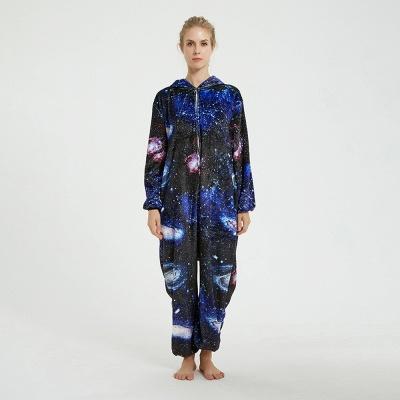 Lovely Pajamas Sleepwear Unicorn Hoodie Onesies