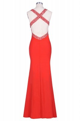 Cheap Sexy Mermaid Sweetheart Prom Dress in Stock_14