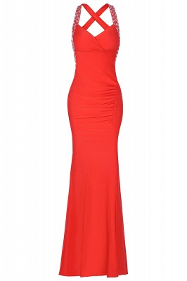 Cheap Sexy Mermaid Sweetheart Prom Dress in Stock_16