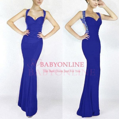 Cheap Sexy Mermaid Sweetheart Prom Dress in Stock_10