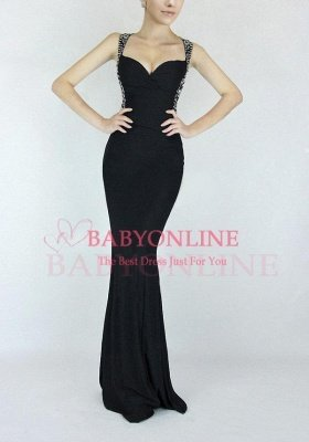 Cheap Sexy Mermaid Sweetheart Prom Dress in Stock_8