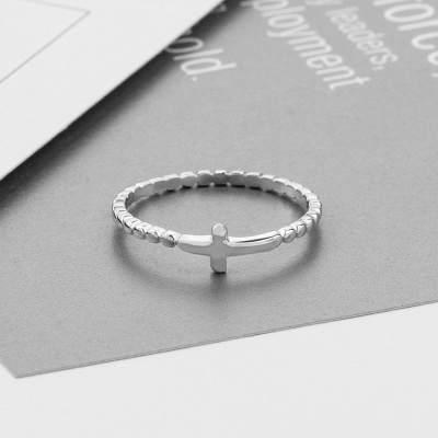 Chic Alloy Plated Rings for Bride_8