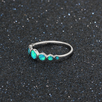 Alloy Plated Rings for Ladies_5