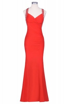 Cheap Sexy Mermaid Sweetheart Prom Dress in Stock_15