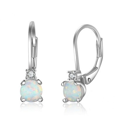 Fashionable Alloy Plated Earrings Jewelry