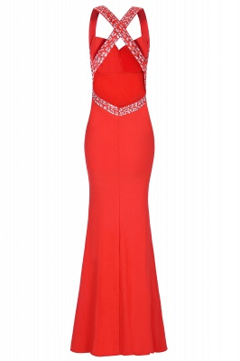 Cheap Sexy Mermaid Sweetheart Prom Dress in Stock_17