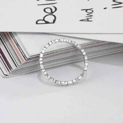 Elegant Alloy Plated Rings_2