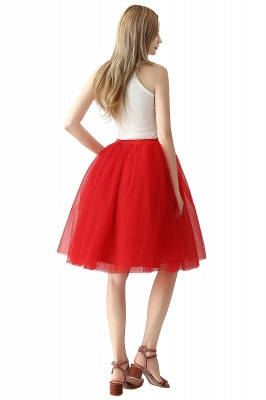 Jewel Sleevelss Knee Length A-line Cute Short Party Dresses_51