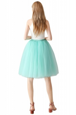 Jewel Sleevelss Knee Length A-line Cute Short Party Dresses_26