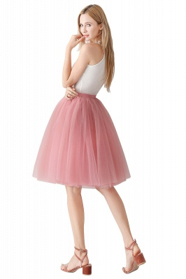 Jewel Sleevelss Knee Length A-line Cute Short Party Dresses_45