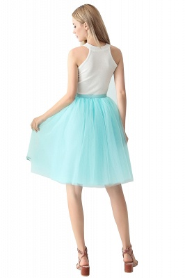 Jewel Sleevelss Knee Length A-line Cute Short Party Dresses_28