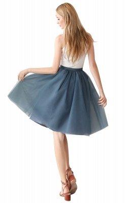 Jewel Sleevelss Knee Length A-line Cute Short Party Dresses_82