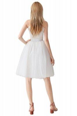 Jewel Sleevelss Knee Length A-line Cute Short Party Dresses_20