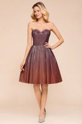 Sweetheart Sleeveless Backless Short A Line Homecoming Dresses | Cheap Cocktail Dresses_6