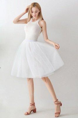 Jewel Sleevelss Knee Length A-line Cute Short Party Dresses_22
