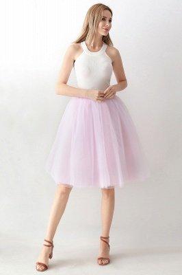 Jewel Sleevelss Knee Length A-line Cute Short Party Dresses_62