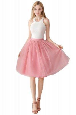 Jewel Sleevelss Knee Length A-line Cute Short Party Dresses_15