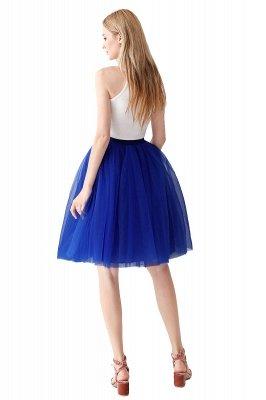 Jewel Sleevelss Knee Length A-line Cute Short Party Dresses_35
