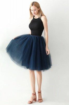 Jewel Sleevelss Knee Length A-line Cute Short Party Dresses_39