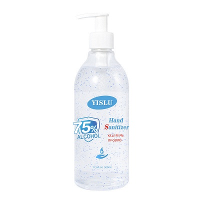500 ML Kills 99.9% Germs None Wash In Stock Hand Sanitizer With 75% Alcohol (20 bottles*500ml)
