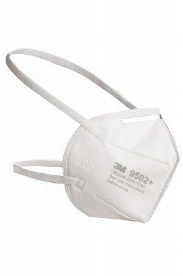 3M Disposable Respirators for Personal Protect - N95 Particulate Respirator Mask - 5 Pieces