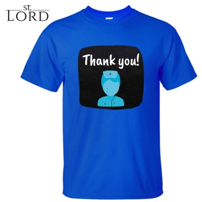 Cotton Jewel Thank You Printed T-shirt Special Memory 2020_9