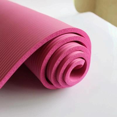 High Density Eco Excercise Fitness Yoga Mat_5
