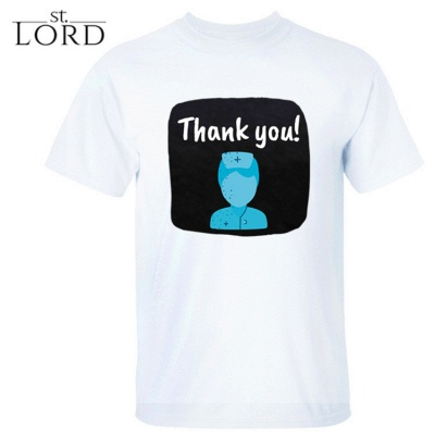 Cotton Jewel Thank You Printed T-shirt Special Memory 2020_1