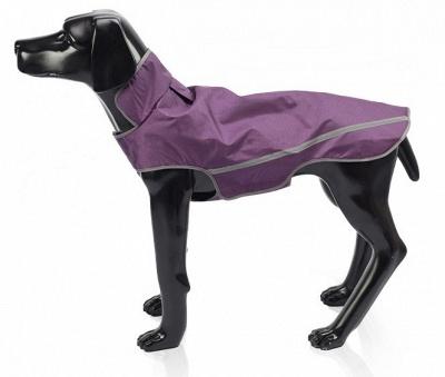Dog Jacket Rainwear Rain Poncho Jacket for Dogs_5